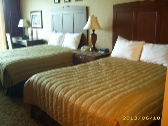 Seneca Allegany Resort & Casino: room