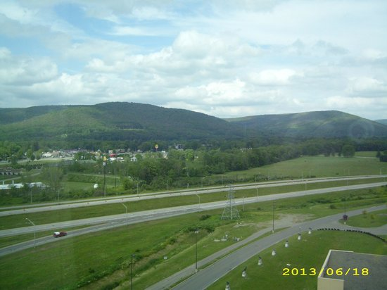 Seneca Allegany Resort & Casino: view