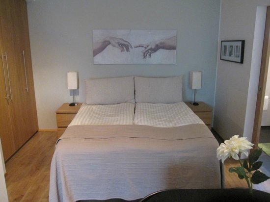 A. Bernhard Bed and Breakfast: Bed