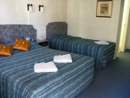 El Paso Motel : Triple Room