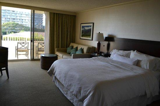Westin Maui Resort And Spa: Room no. 275
