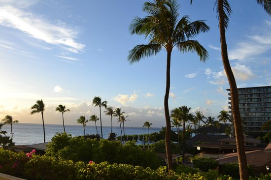 Westin Maui Resort And Spa: View from room no. 275