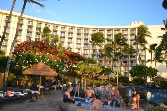 Westin Maui Resort And Spa : Hotel