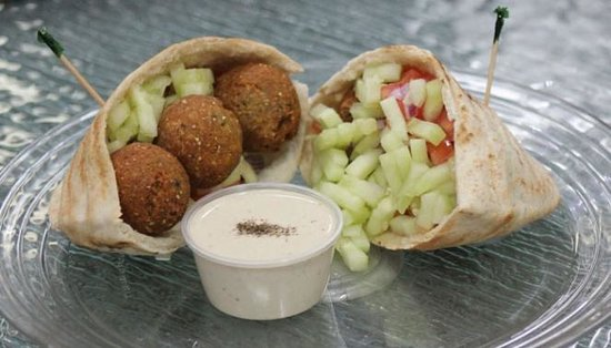 Kosher in Paradise: Clasico Falafel