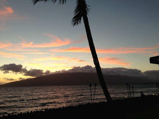View from Menehune Shores #114 lanai