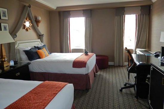The Alexandrian, Autograph Collection: Rooms are large and comfortable.