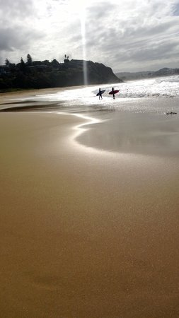 Quality Hotel Sands Narrabeen : Beaches around The Sands Hotel are Great