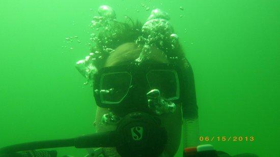 Mermet Springs Scuba: Underwater
