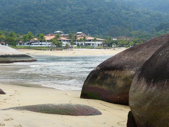 Club Med Rio Das Pedras: desde la playa , camino a la marina