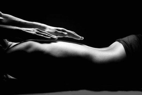 Image result for massage black and white photo