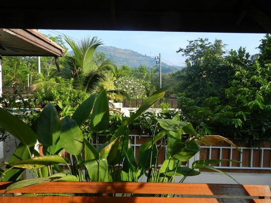 Phuket Gay Homestay - Neramit Hill: view from pool