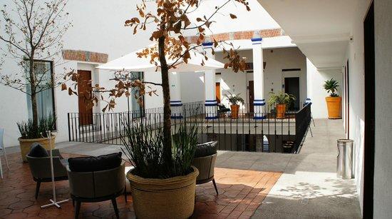 Descanseria Hotel Business and Pleasure : second floor