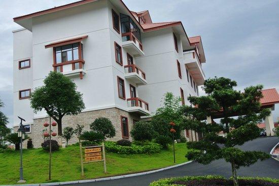 Wuyishan Chongyangxi Mountain Villa: Rooms at the hotel