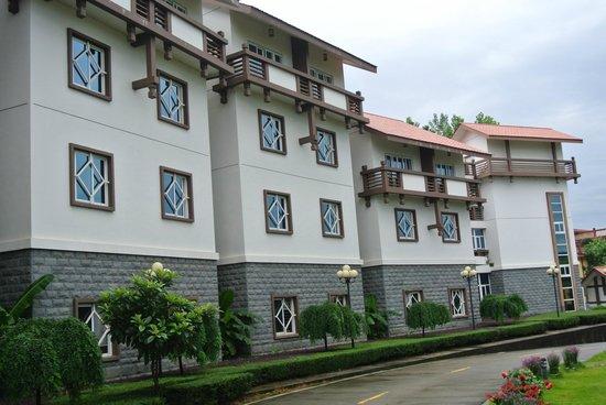 Wuyishan Chongyangxi Mountain Villa: Great accommodations
