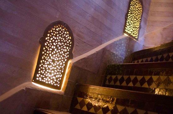 Riad Dar Beldia: stairs