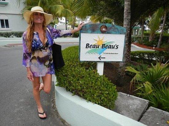 Beau Beau's : I AM COMING BACK!