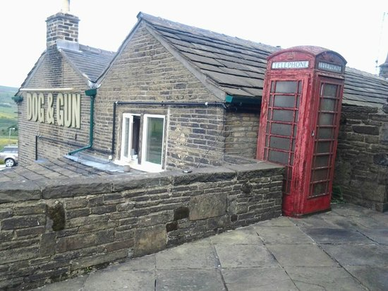 Leeming Wells Guest Accomodation: View