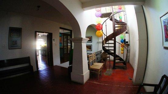 Casa de Las Bugambilias B&B: 2nd floor