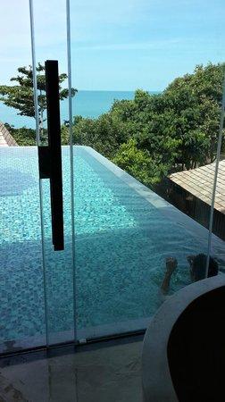 Silavadee Pool Spa Resort: 房间的Pool