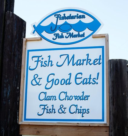 ‪Fishetarian Fish Market‬