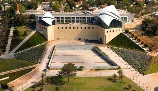 Centre Yitzhak Rabin : Yitzhak Rabin Center
