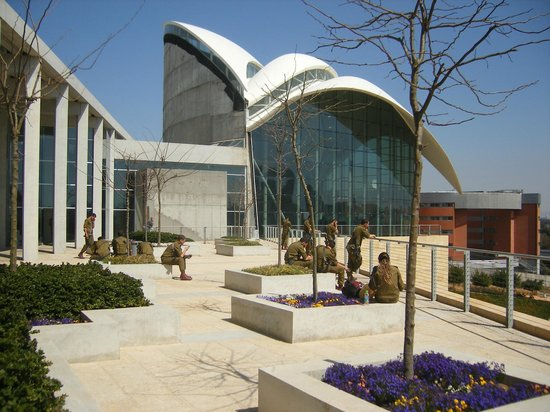 The Yitzhak Rabin Center