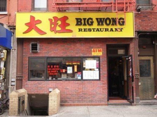 Big Wong King: Big Wong