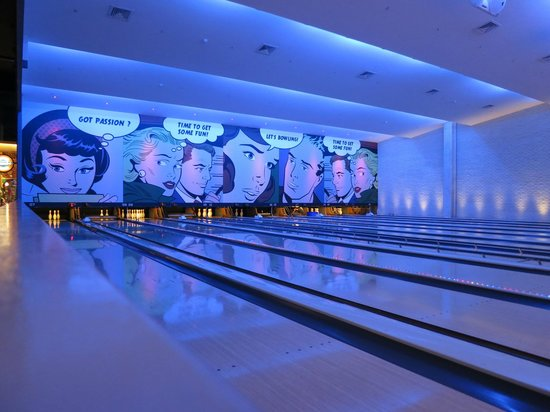 Big City Bowling Alley