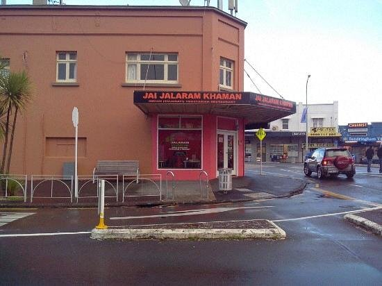 Sandringham, Yeni Zelanda: Jai Jalaram Khaman