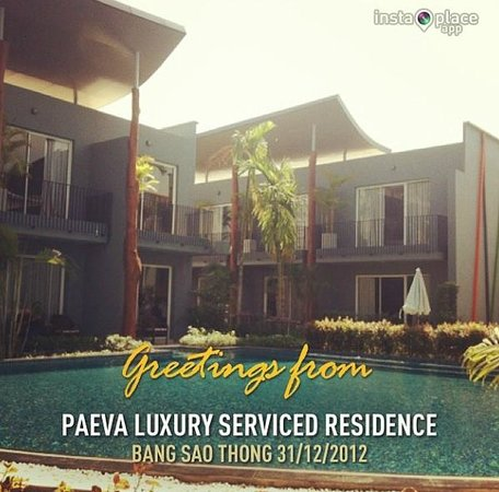 Paeva Luxury Services Residence : Freshy moring