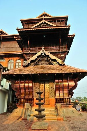 Kerala Museum for Folklore & Teater