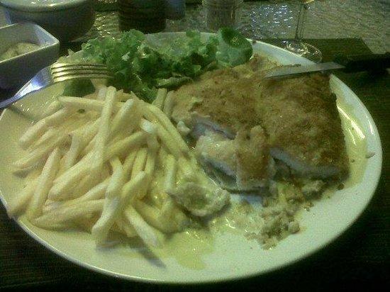 PADO Traiteur : Chicken cordon bleu