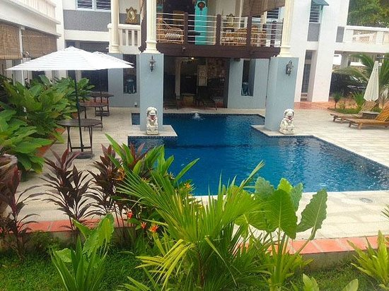 Sea Home Boutique (Home Stay): Pool Side