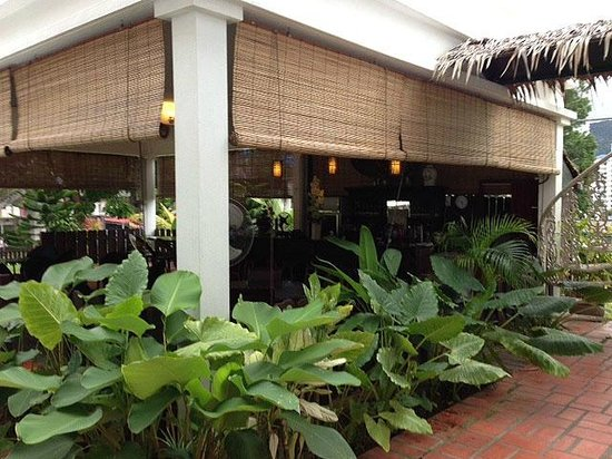 Sea Home Boutique (Home Stay): Entrance to Restaurant