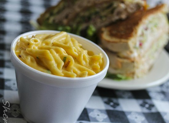 The Dirty Bird : Mac & Cheese