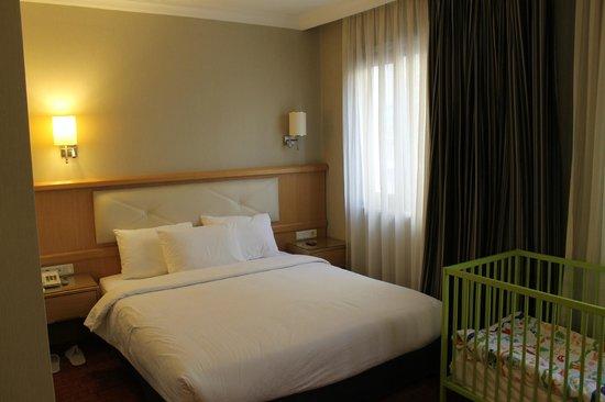 Erboy Hotel: Bed