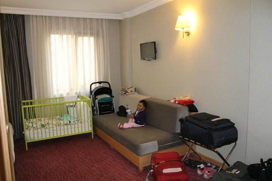 Erboy Hotel: Room