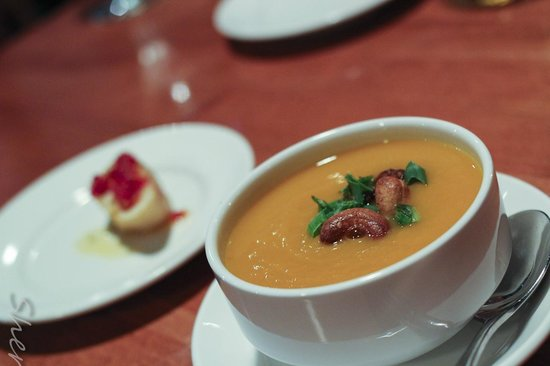 Sargasso : Curry Soup