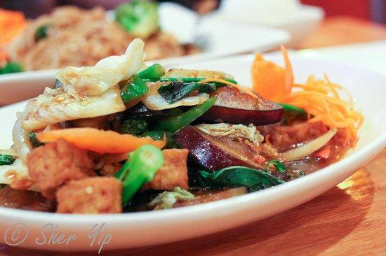 Chaang Thai: Eggplant