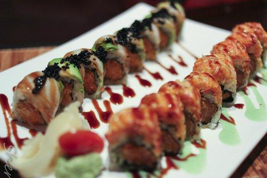 Asian Bistro: Sushi