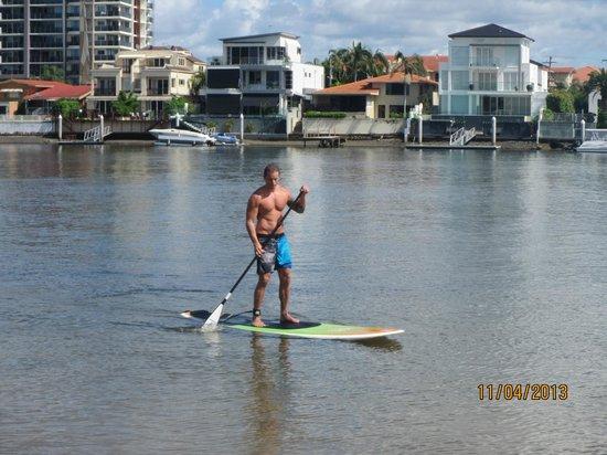 Brad Holmes Surf Coaching: John