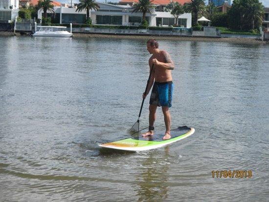 Brad Holmes Surf Coaching: Back Turn
