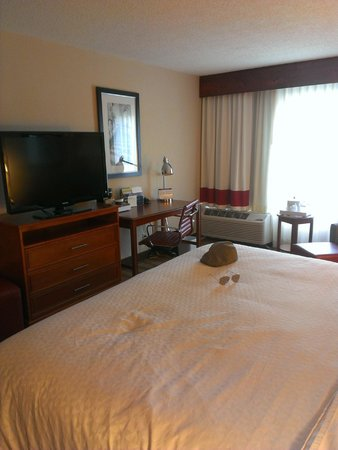 Four Points by Sheraton Nashville-Brentwood: sleep