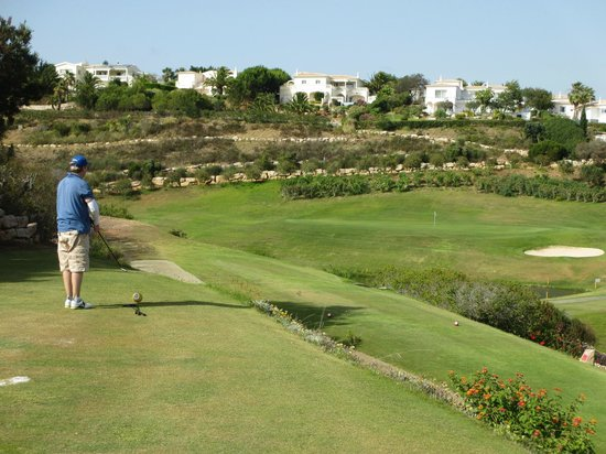 Parque da Floresta: Golf at Parque de Florista