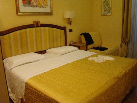 Hotel Oxford : Номер