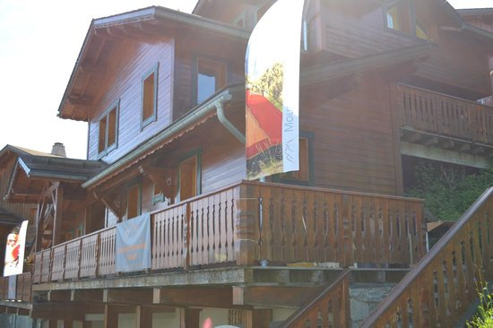 Mountain Adventure Camps: Our Residential Camps Chalet
