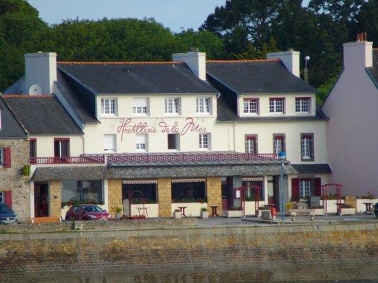 Hotel Hostellerie de la Mer: hotel restaurant