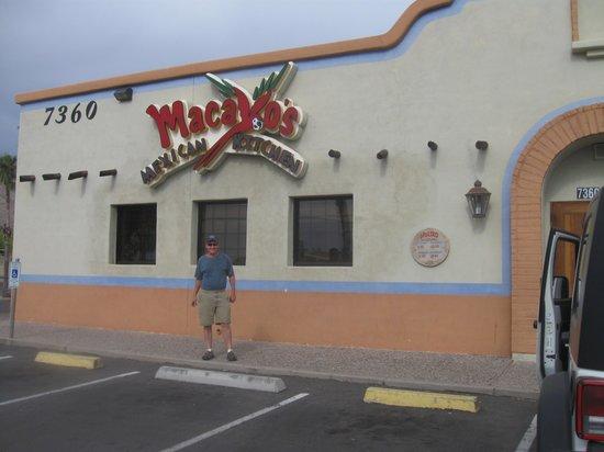 Mexican Food Restaurants In Tucson Az