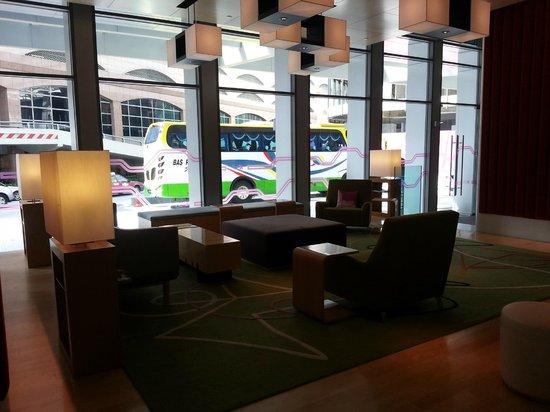 Aloft Kuala Lumpur Sentral: Lounge