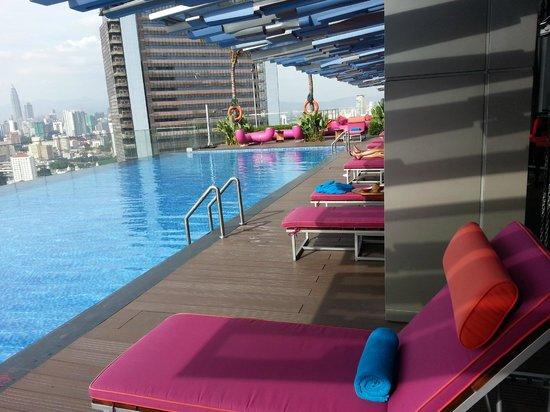 Aloft Kuala Lumpur Sentral: Rooftop